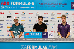 Антоніу Фелікс да Кошта, Andretti Formula E Team Team, Едоардо Мортара, Venturi Formula E Team, Сем Бьорд, DS Virgin Racing