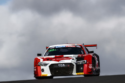 #39 Audi Sport Team WRT Audi R8 LMS: Pedro Lamy, Paul Dalla Lana, Mathias Lauda, Will Davison