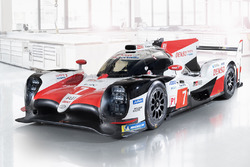 Toyota Racing livery unveil