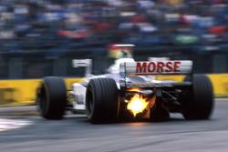 Тора Такаги, Tyrrell Ford 026