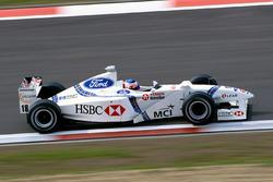 Рубенс Баррикелло, Stewart Grand Prix SF2