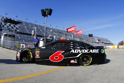 Trevor Bayne, Roush Fenway Racing, AdvoCare Ford Fusion
