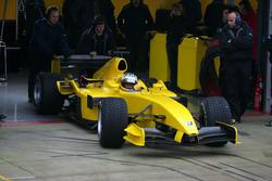 Mario Dominguez, Jordan Toyota EJ15