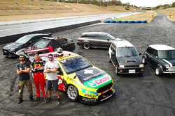 Tickford Racing livery unveil