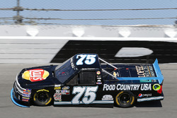 Parker Kligerman, Henderson Motorsports, Food County USA /Lays/Pepsi/Lopez Wealth Management Chevrolet Silverado