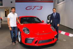 Karthikeyan Porsche 911 GT3