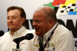 Press Conference, Chip Ganassi