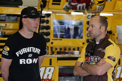 Cole Pearn and Adam Stevens