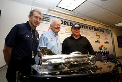 Bill Elliot, Bobby Allison, A.J. Foyt