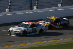 Gray Gaulding, BK Racing, Toyota Camry, Clint Bowyer, Stewart-Haas Racing, Rush Truck Centers/Mobil 1 Ford