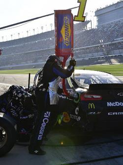 Jamie McMurray, Chip Ganassi Racing Chevrolet Camaro Sunoco