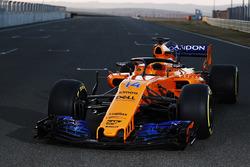 McLaren MCL33 lansmanı