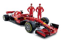 Презентация Ferrari SF71H