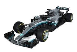 Präsentation: Mercedes F1 W09