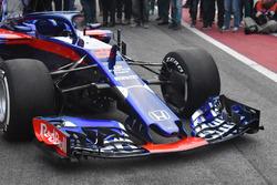 Toro Rosso STR13 unveil