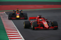 Formel-1-Test in Barcelona, Februar