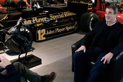 Nigel Mansell interviewé par Peter Windsor