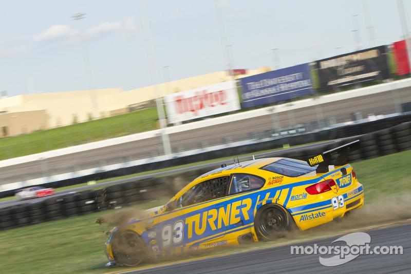 #93 Turner Motorsport BMW M3: Billy Johnson, Michael Marsal