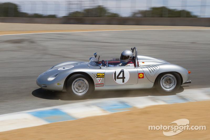 1960 Porsche RS 60 Spyder