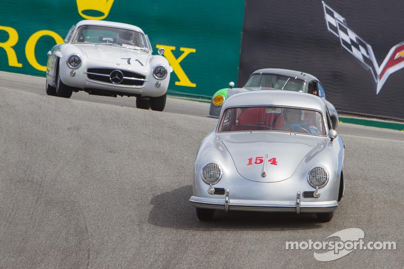 1955 Porsche 1500 Super Continental Coupe