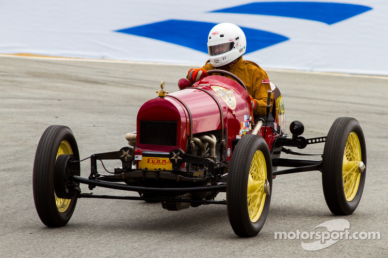 1924 Ford T Barber-Warnock