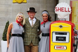 Clive Mason, Getty Images Fotograaf bij het Back In Time met Shell-evenement