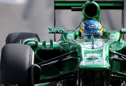 Charles Pic, Caterham F1 Team