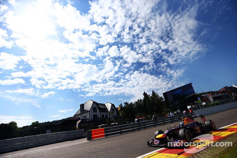 Sebastian Vettel, Red Bull Racing RB9 (2013)