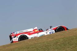 Christian Zugel, Gunnar Jeannette, Greaves Motorsport, Zytek Z11SN - Nissan