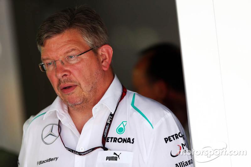 Ross Brawn, Mercedes AMG F1 Team Principal