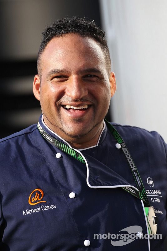 Michael Caines, Williams Celebrity Chef