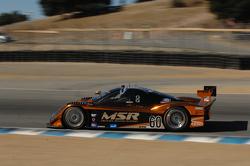 #60 Michael Shank Racing Ford / Riley: John Pew, Oswaldo Negri Jr