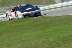 #7 Ferrari of Ontario Ferrari 458: Robert Herjavec