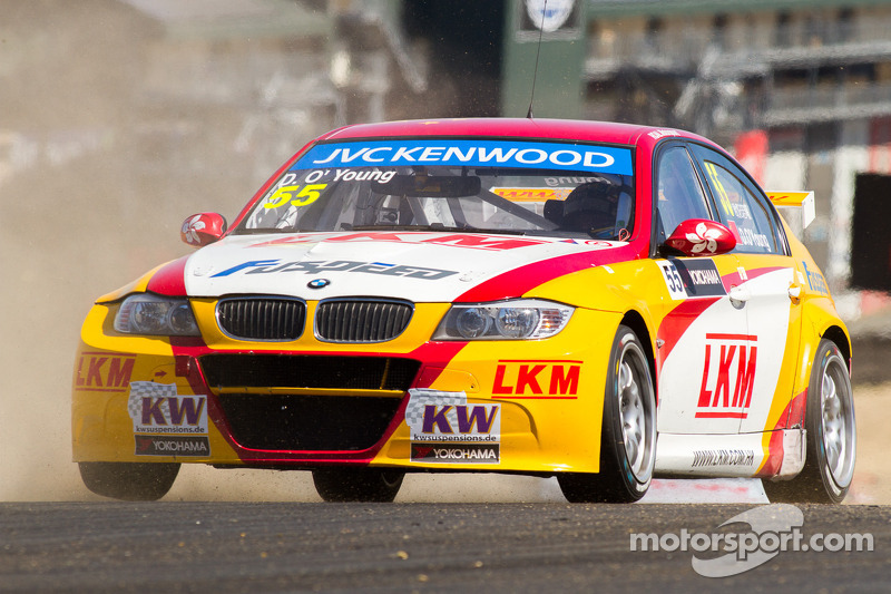 Darryl O'Young,  BMW 320 TC, ROAL Motorsport