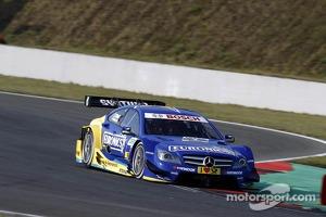Gary Paffett, Mercedes AMG DTM-Team HWA DTM Mercedes AMG C-Coupe