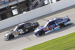 Brian Scott and Elliott Sadler