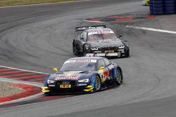 Jamie Green, Audi Sport Team Abt Sportsline Audi RS 5 DTM, Bruno Spengler, BMW Team Schnitzer BMW M3 DTM