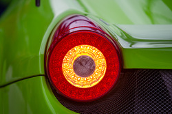#57 Krohn Racing Ferrari 458 Italia detail