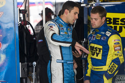 Aric Almirola and Ricky Stenhouse Jr.