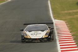 #25 Grasser Racing Lamborghini LP600+: Hari Proczyk, Gerhard Tweraser