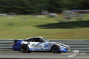 #38 BGB Motorsports Porsche Carrera: JIm Norman, Spencer Pumpelly