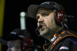 Darian Grubb, crew chief for Denny Hamlin