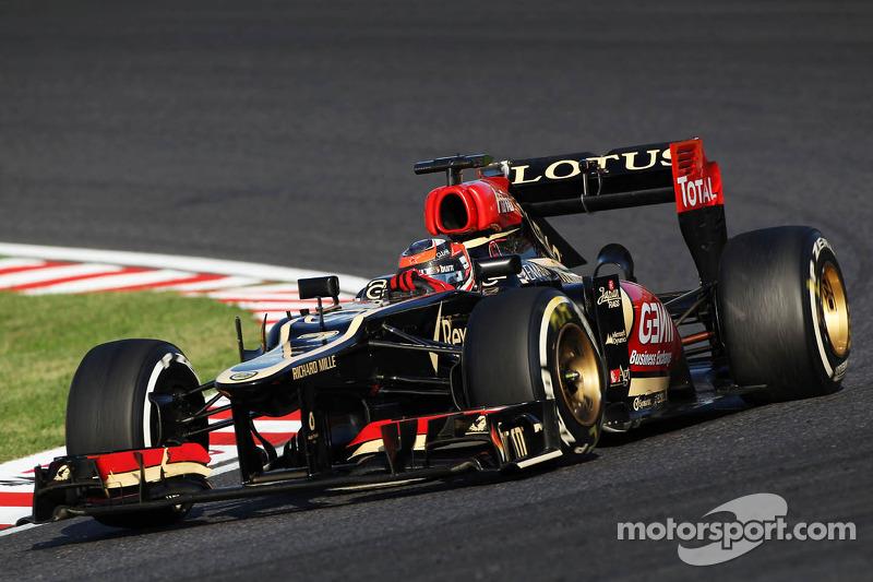 2014: Lotus E21