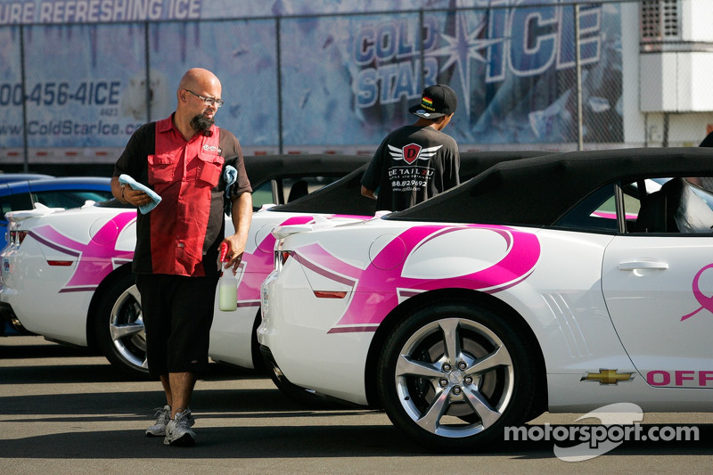 Breast Cancer Pace Cars