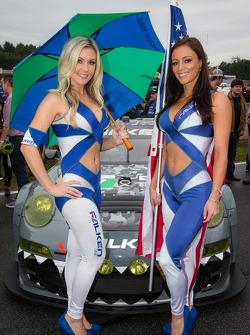 Lovely Falken Tire girls