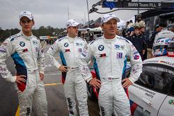 John Edwards, Dirk Müller e Bill Auberlen