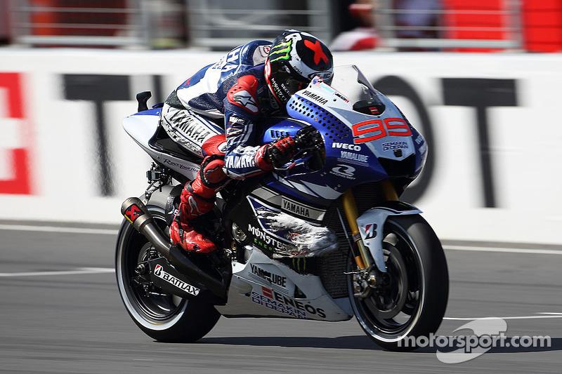 2013: Jorge Lorenzo (Yamaha) - 1min27s899