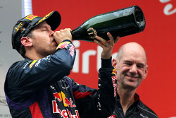 Sebastian Vettel, Red Bull Racing e Adrian Newey, Red Bull Racing