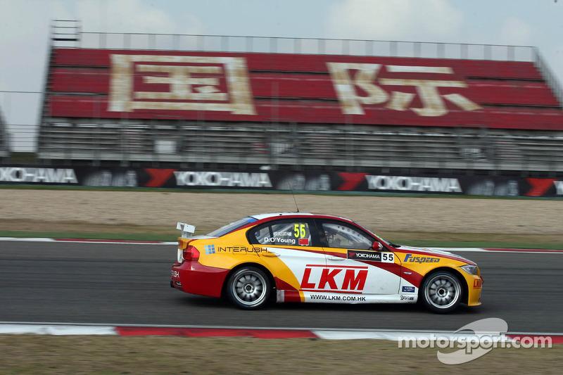 Darryl O'Young, BMW E90 320 TC, ROAL Motorsport