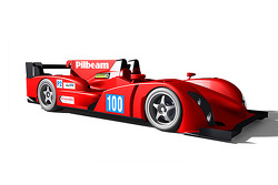 Pilbeam LMP2 project